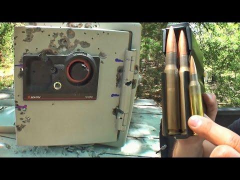 Расстрел стандартного оружейного сейфа | Разрушительное ранчо | Перевод Zёбры