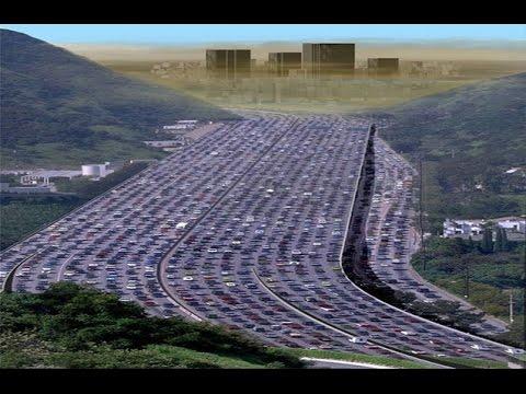 Самые Большие Пробки в Мире