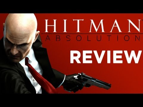 Hitman Absolution REVIEW!