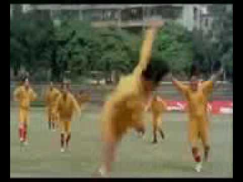 Kung Fu Futbol Tak?m?