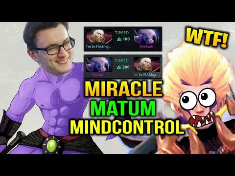 Miracle Playing Noone Invoker Just Like A Toy - ft Matumbaman & Mindcontrol