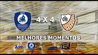 MELHORES MOMENTOS APF X ACBF