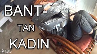 BANTTAN KADIN (Bant Şakası) :)