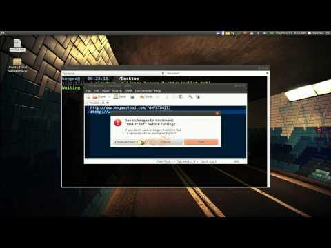 PlowShare - File Hosting Downloader for Terminal - Ubuntu 10.10