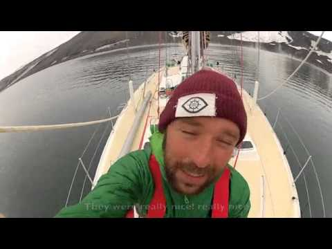 Kepa Acero : Mission Antarctique part. 1