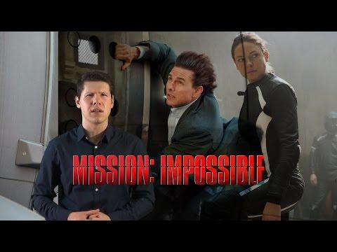 Обзор фильма Миссия Невыполнима: Племя Изгоев