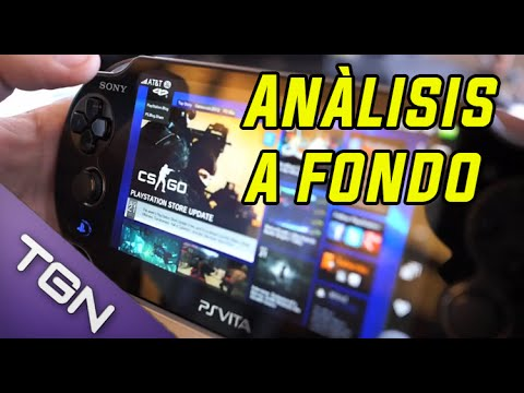 Análisis a Fondo PS Vita