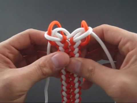 How to Make a Wide Zipper Sinnet by TIAT