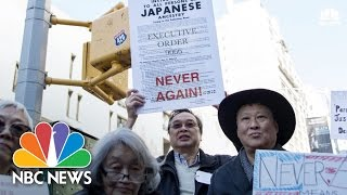 Memories Of Japanese Internment Motivate Survivors To Speak Up For Others | NBC News