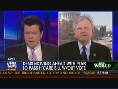 Dr. Parker Griffith on Fox News, March 16th