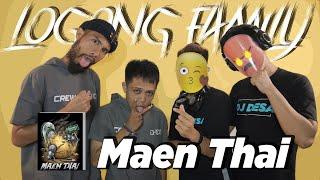 Download lagu TARIK SIS SEMONGKO x BANG JAGO ! Logong Family - Maen Thai (feat. DJ DESA, Ecko Show, Bossvhino)