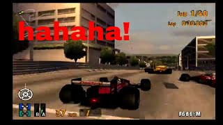 Gran Turismo 3 Playthrough Part 101! Replay of Race 2! Part 1! Some AI mess ups on Seattle Circuit!