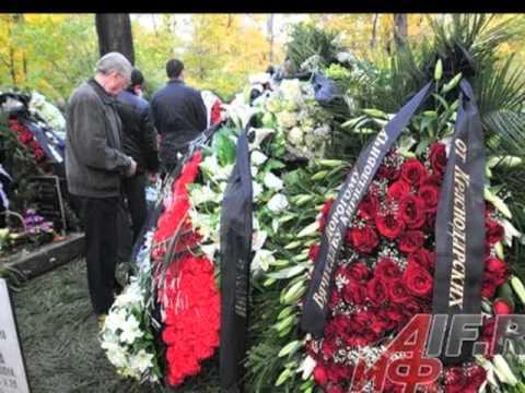 Иваньков похороны