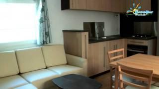 Vente de mobile-homes neufs et d'occasion au Camping Beauséjour à Sérignan (34)