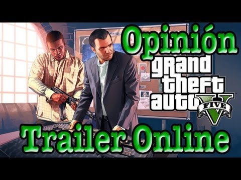 Opinión Trailer GTA V Online/Multijugador - Black Ops 2 Gameplay