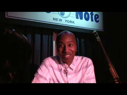 Blue Note Conversatons: LONNIE PLAXICO Talks About The Jazz Life