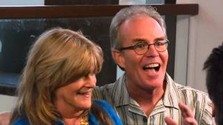 Brady Bunch Convention - Mike Lookinland & Susan Olsen interview - August 16, 2014