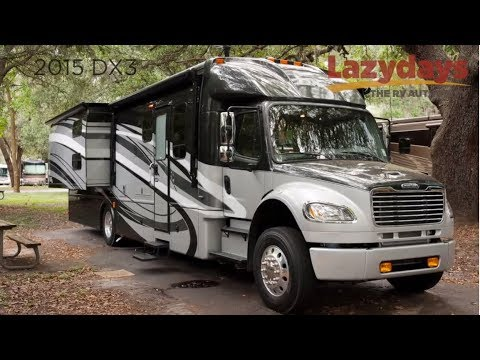 2015 Dynamax DX3 Luxury Class C Motorhome for sale at Lazydays RV in