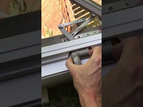 I need some help with Anderson Window Casement Hardware