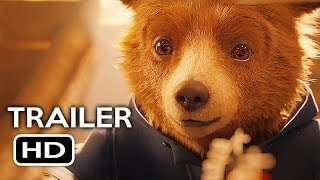 Paddington 2 Official Trailer #2 (2018) Hugh Grant Animated Movie HD