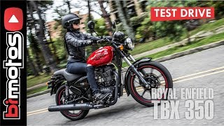Royal Enfield TBX 350 Colombia