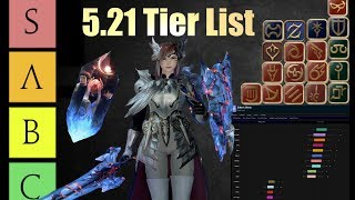 5.21 Tier List | My personal Power Ranking for each Job in FFXIV: Shadowbringers