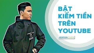 Cách bật tính năng kiếm tiền (bật quảng cáo) cho kênh Youtube (Cập nhật 2019) | Kiemtiencenter