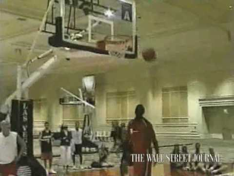 Michael Jordan vs. CEO John Rogers
