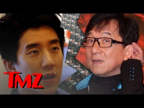 Jackie Chan's Son Brings Great Shame To His Father video
