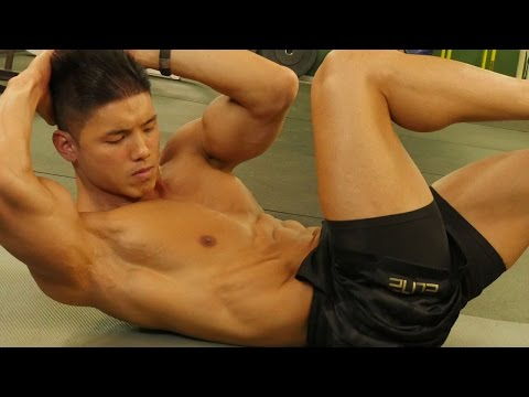 20 Killer Ab Exercises