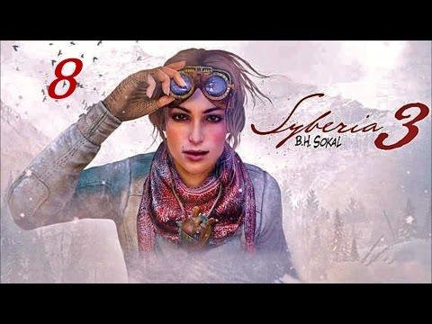 Syberia 3 (Сибирь 3). Прохождение. Часть 8. Наш соотечественник - герой. Наконец-то!!!
