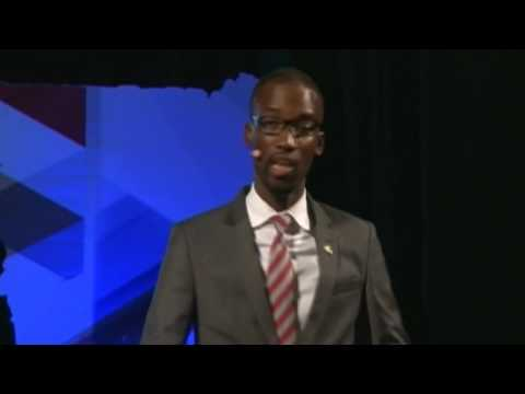Why victims do not report sexual violence in Africa | Dr. Paul Henry Dsane-Aidoo | TEDxAccra