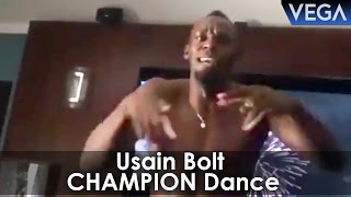 Usain Bolt Dancing On Dj bravo champion Song After West Indies Cricket Team Victory