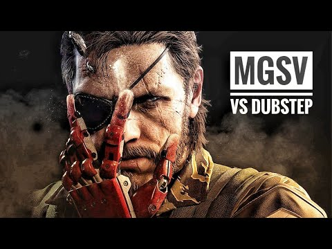 Metal Gear Solid 5 Vs Dubstep (Medicine - Sound Remedy Remix)