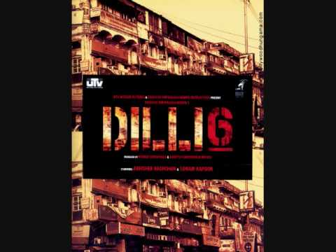 DELHI 6 - GENDA PHOOL (FULL SONG) - LYRICS Video