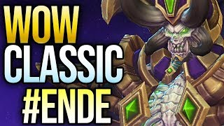 WoW Classic (Beta) #047 - Das Ende der Beta | World of Warcraft Classic | Let's Play