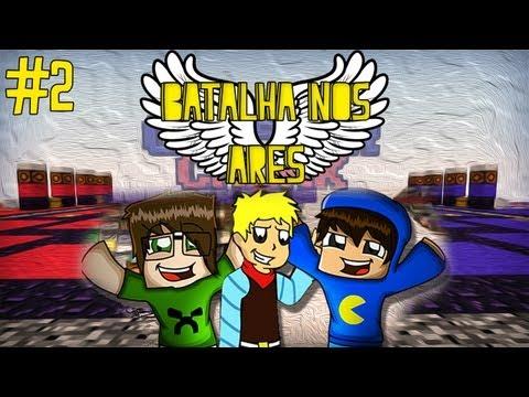 Minecraft: PVP - Batalha nos Ares! #2