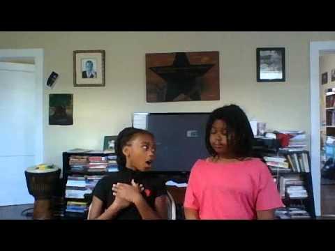 Ancient news starring queen Nzinga and guest starring Yaa Asantewaa