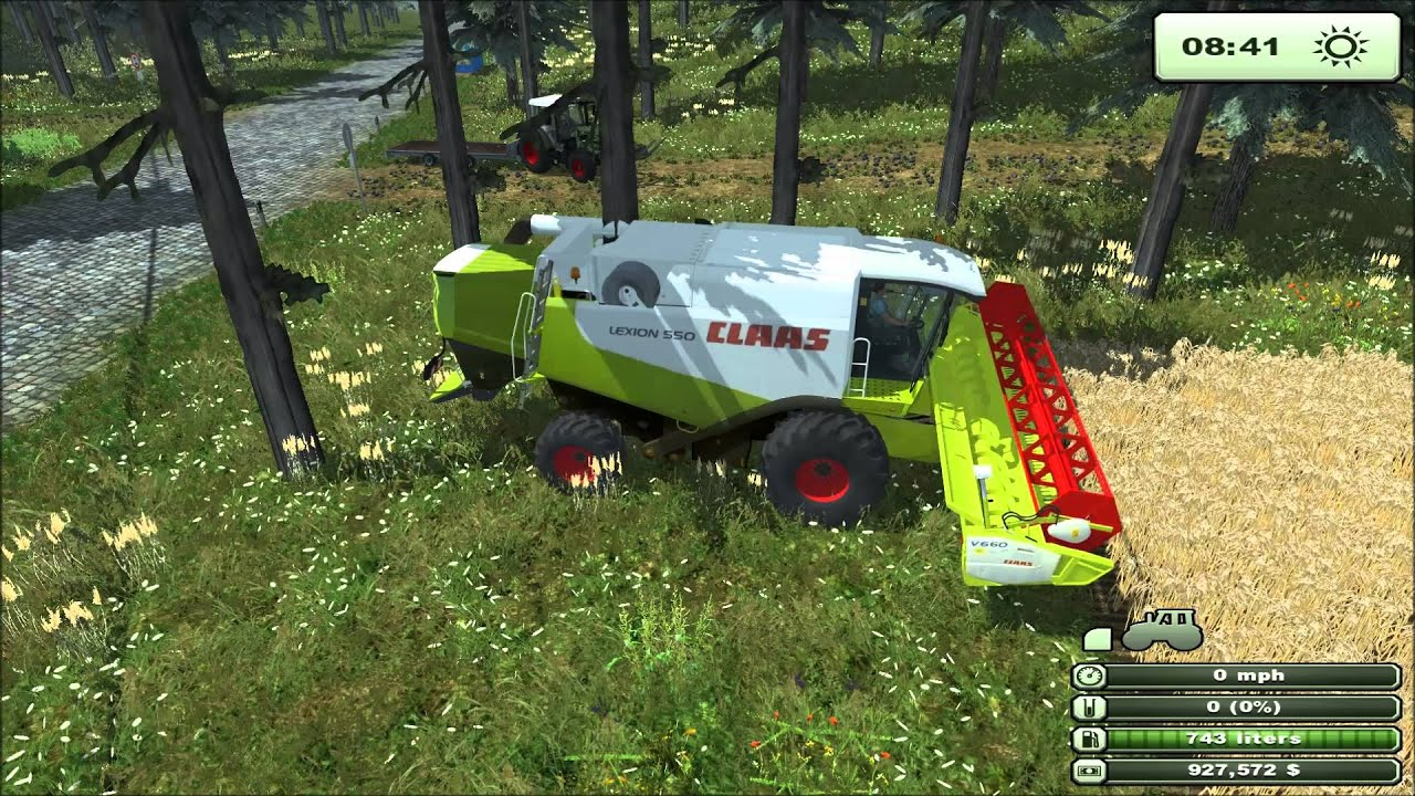 Farming Simulator 2013 Ls Planet Autos Post
