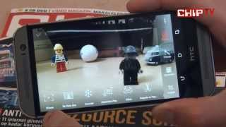 HTC One M8  Video İnceleme