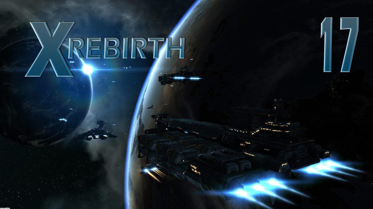 X:rebirth ep 17 Station