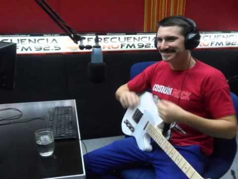 CROMO Rock Entrevista Acustico Checho Radio FZ