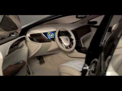 Cadillac XTS Platinum Concept - Detailed Look