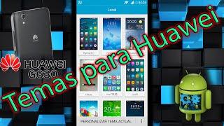 Temas para Huawei