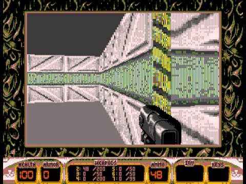 Duke Nukem 3D - Duke Nukem 3D Genesis Gameplay - User video