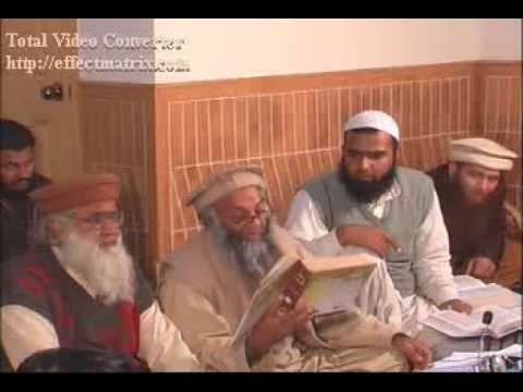 Munazra 3   36 Mufti Hanif Qureshi (suni) With Talib Ur Rahman (wahabi) video
