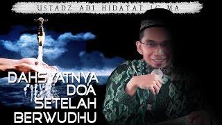download lagu Dahsyatnya Makna Do'a Setelah Berwudhu  Ustadz Adi Hidayat gratis