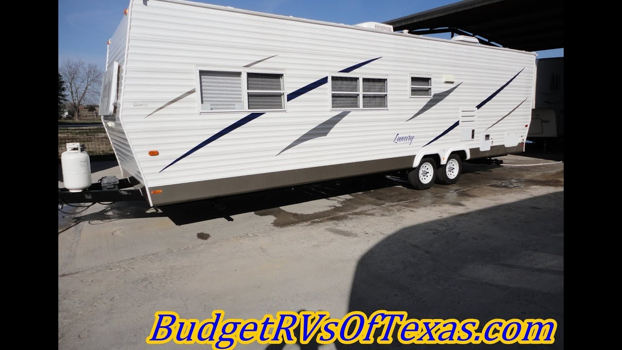 2011 luxury by design 32sc bumper pull trave trailer for sale in