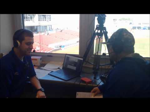 2.6.15 SAU Baseball Post game interview