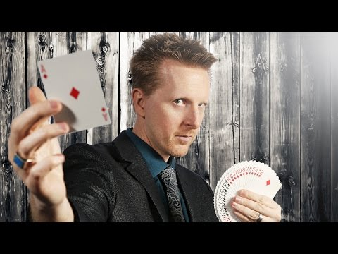 Magician Diamond Jim Tyler in Phoenix on ABC's Channel 12 News Morning Show